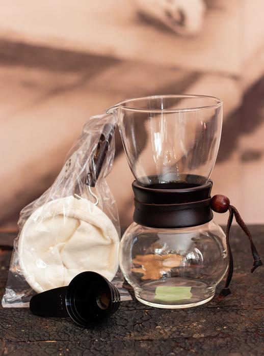 Hario Woodneck Drip Pot 1 cup