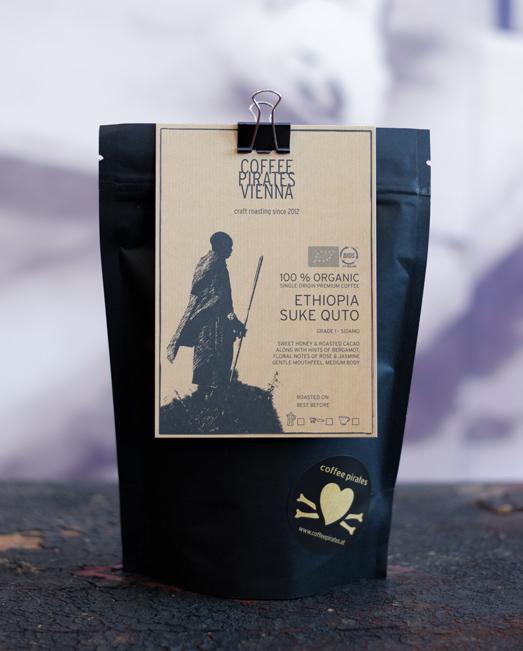 Ethiopia Suke Quto coffee