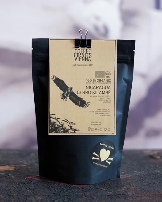 Nicaragua Cerro Kilambé coffee