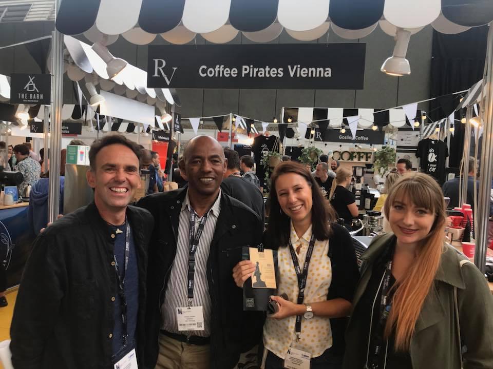 meeting coffee farmers